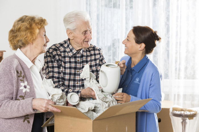 a senior move company Tranquil Transitions LLC